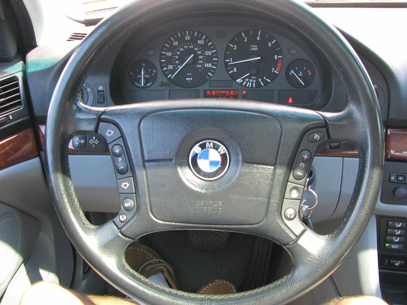 1999 Bmw 528iimg1451rhbmw528i: 1999 Bmw 528i Radio At Elf-jo.com